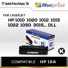BLUEPRINT Toner Cartridge BPHP12A