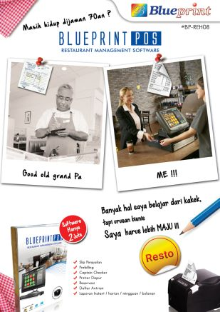 News Blueprint POS Software Untuk Cafe dan Restaurant