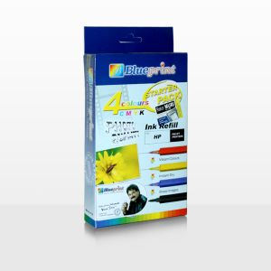 Tinta Tinta Suntik / Tinta Refill Starter Pack HP BLUEPRINT For Printer HP<br> 1 6_blueprint_tinta_printer_stater_pack_hp