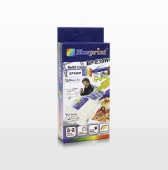 Tinta Suntik  Tinta Refill Epson BLUEPRINT For Printer Epson Colour