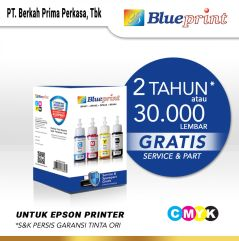Tinta Epson BLUEPRINT 64XSP Staterpack For Printer Epson 70ml