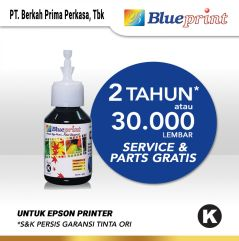 Tinta Epson BLUEPRINT 641 Refill For Printer Epson 100ml  Black CP