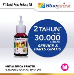 Tinta Epson BLUEPRINT Refill For Printer Epson 100ml  Magenta CP