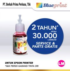Tinta Epson BLUEPRINT Refill For Printer Epson 100ml  Light Magenta CP