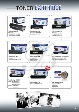 Knowledge Toner Catridge Toner Cartridge Blueprint
